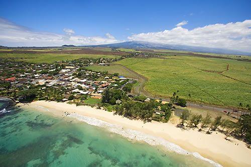 Paia, Maui- Hawaii--- cute little hippie town. Willie Nelson has a restaurant here.