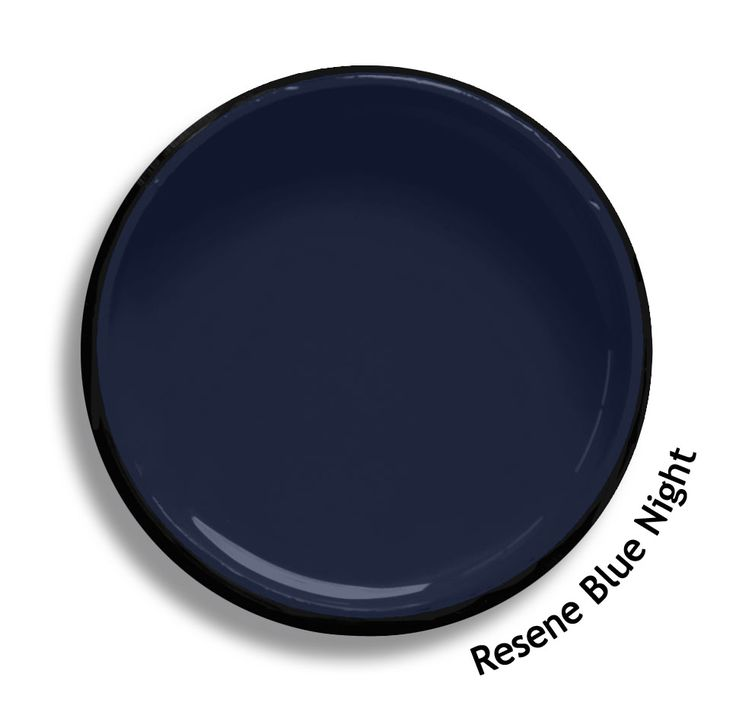 Resene Blue Night is a dark blue with a feeling of depth and infinity. From the Resene Heritage colours collection. Try a Resene testpot or view a physical sample at your Resene ColorShop or Reseller before making your final colour choice. www.resene.co.nz