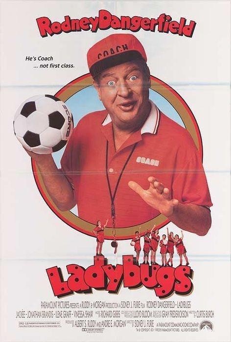 I love Rodney Damgerfield but hes the only one I can actually remember from this movie.