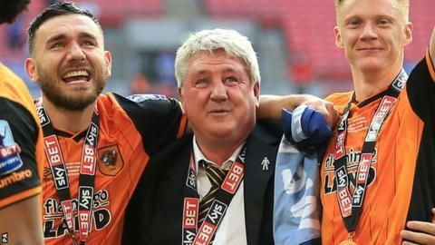 Hull City promoted: Steve Bruce will take time to consider future as manager