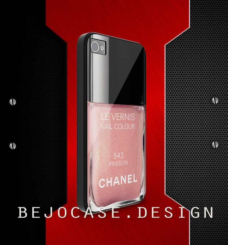 le vernis 543 chanel for iphone 4 and