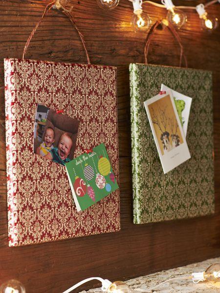 Best 25+ Christmas card holders ideas on Pinterest | Christmas ...