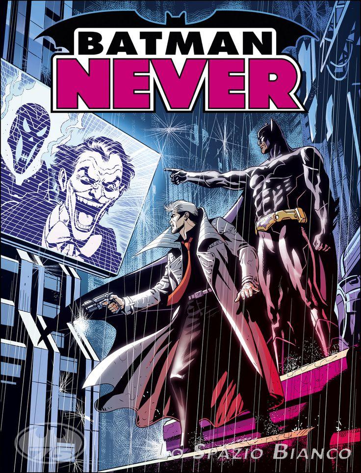 Speciale Batman 75: Sergio Giardo per Batman e Nathan Never   Sergio Giardo Nathan Never Batman andrea dotta