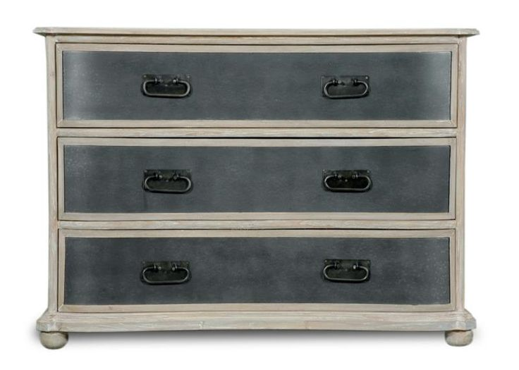Zinc with lime washed wood dresser furniture pinterest wood dresser dressers and limes Lime washed bedroom furniture