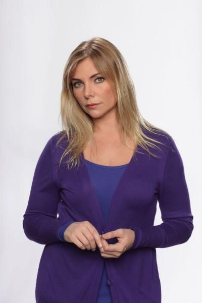 Ronnie Mitchell Branning played by Samantha Womack.