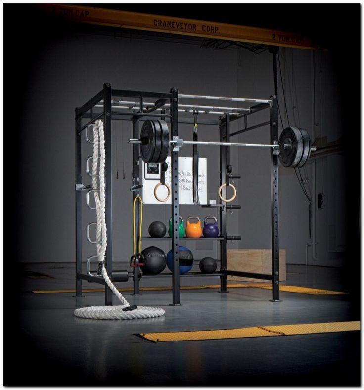Setup Gym at Home (38) http://garageremodelgenius.com/category/garage-conversion-ideas/