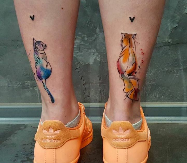 Image result for 10 Aesthetically Pleasing Cat Tattoos