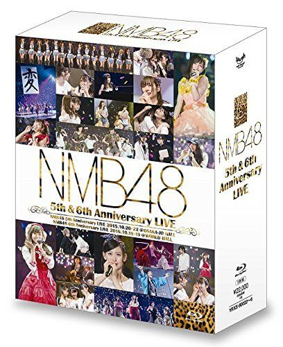 BDISONMB48 5th & 6th Anniversary LIVE (Blu-ray)