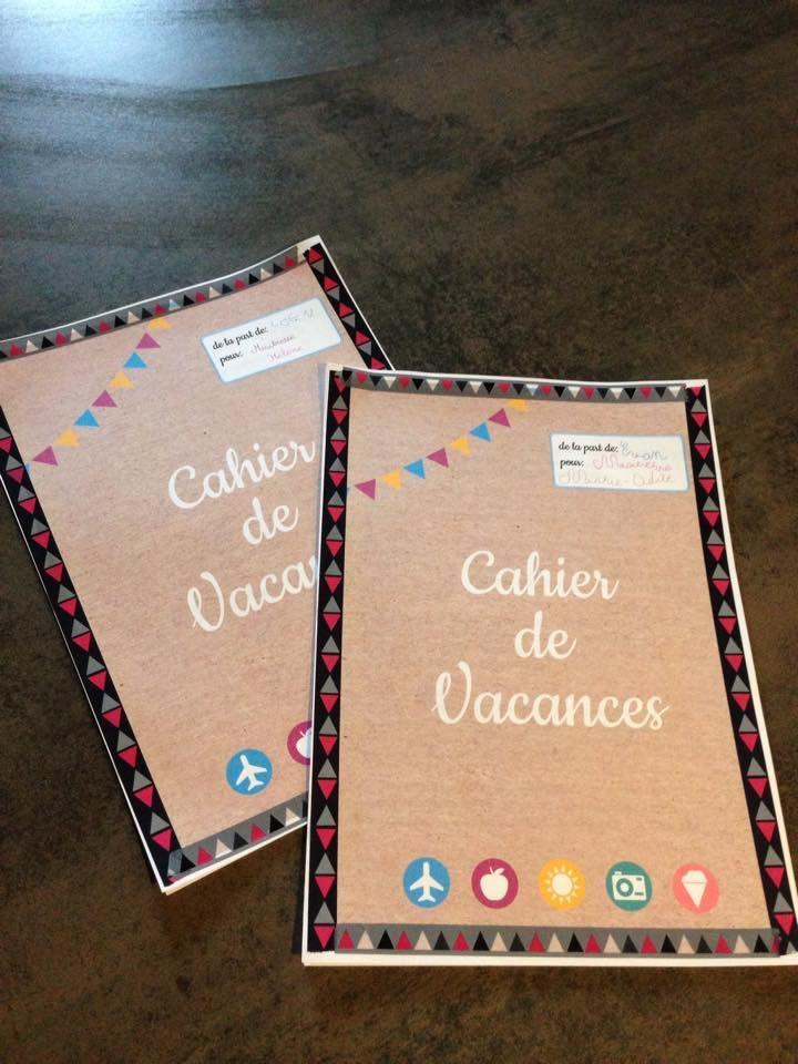Cahier de Vacances @Corretel