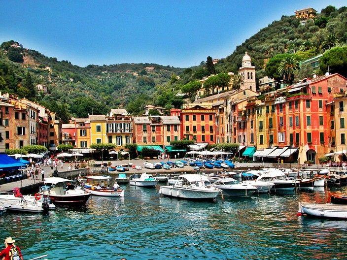 Τα πιο όμορφα παραθαλάσσια χωριά της Ιταλίας