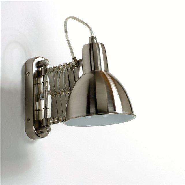 13 best spot cuisine images on pinterest appliques sconces and riveting. Black Bedroom Furniture Sets. Home Design Ideas