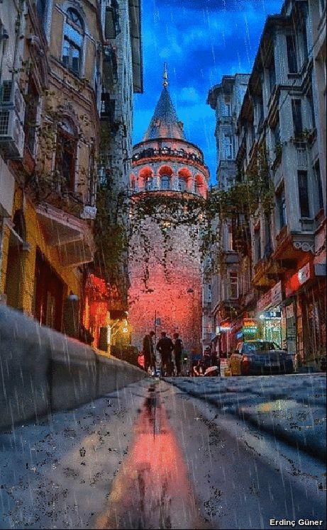 #BANA #İSTANBULU #ANLAT... Aşıkların adalarda gezdiği, Kız kulesi'nin…