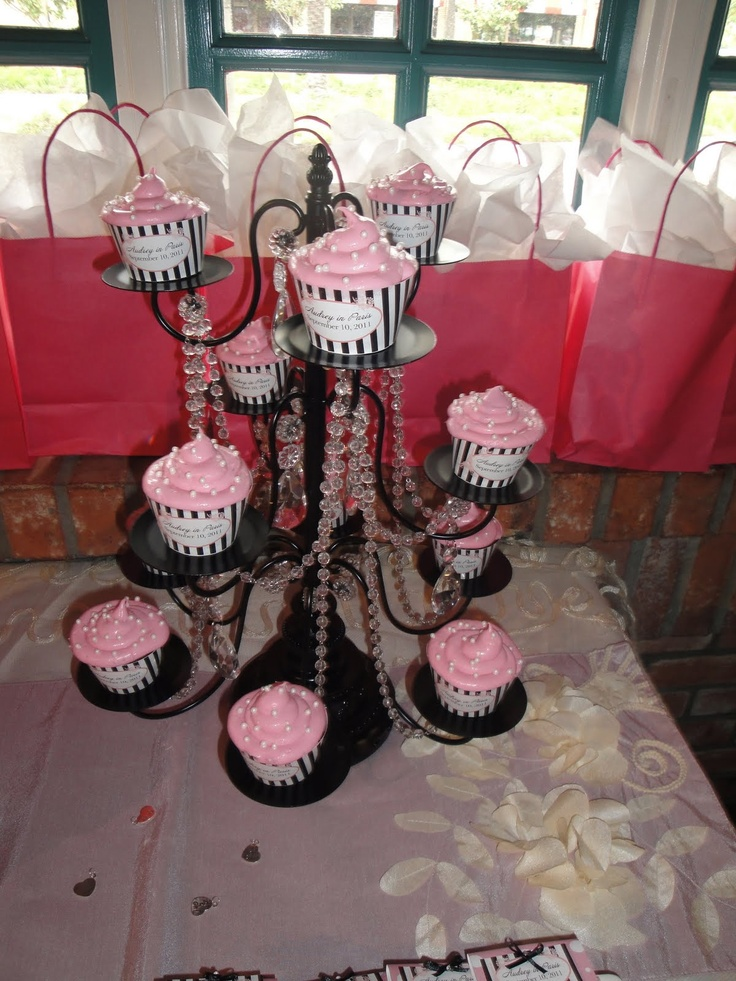 Paris Baby Shower   Cakes By Nathalie   Http://www.cakesbynathalie.