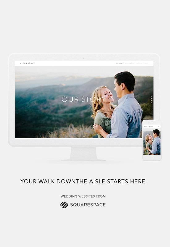 Beautiful And Easy Website For Your Wedding Share Pictures Of After Special