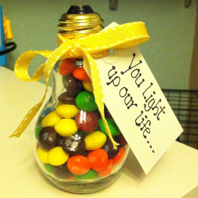 Teacher Appreciation gift !!!
