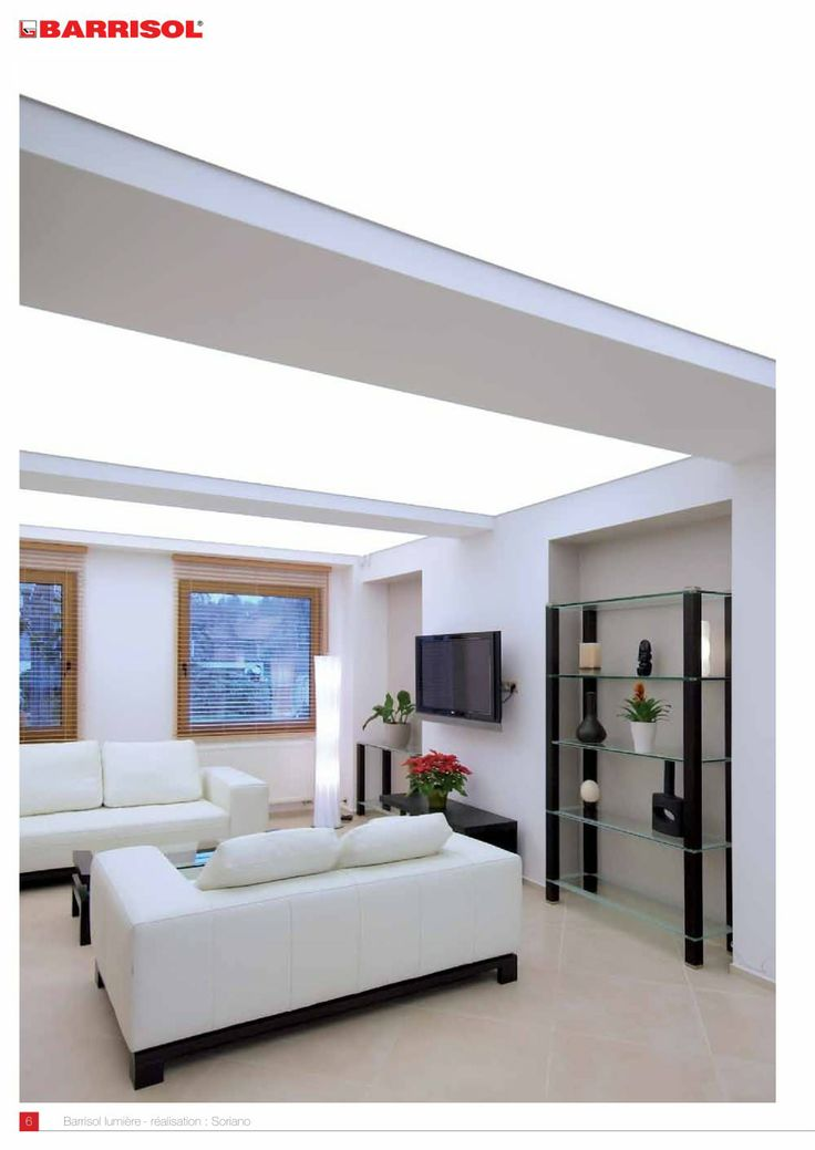 Custom Designed Translucent Stretch Ceilings With LED Backlighting And Vast  Seamless Panels Upto Width, Takes You Away From Conventional Ceiling Lights  And ...
