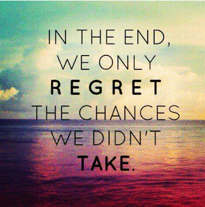 Regret: