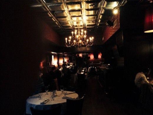 Trinity Place Bank Vault Bar – New York, New York   Atlas Obscura