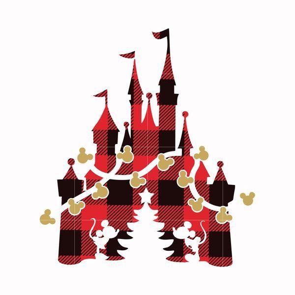 Disney Castle Christmas Svg Png Dxf Eps Digital File Ncrm0097 Christmas Svg Castle Christmas Christmas Svg Files
