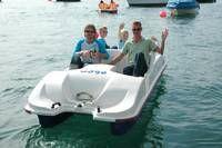 Lago Zürich: Boote ohne Führerschein