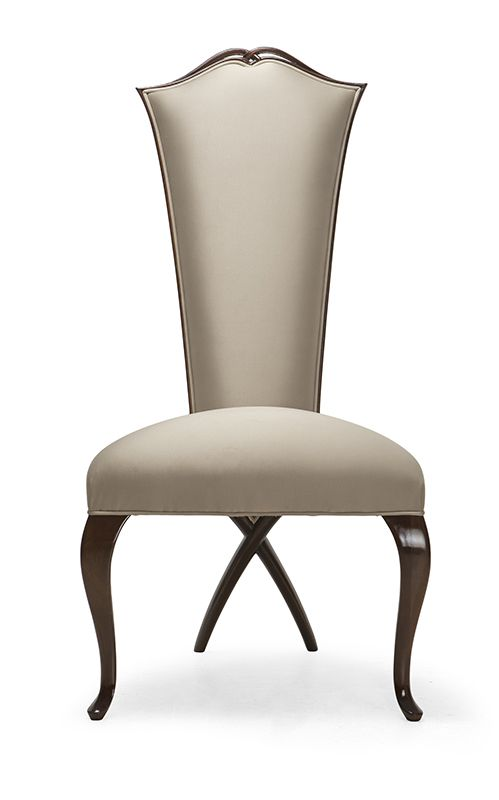 Christopher Guy :: 30-0047 this is by far the most graceful and ultra elegant dining chair I have seen and sat on. Would love it in silver and white.