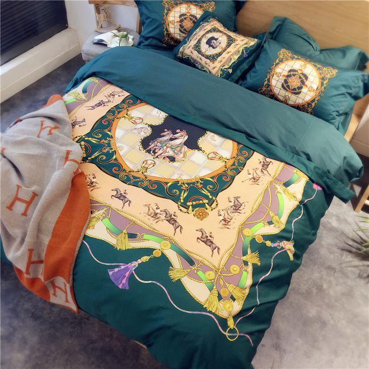 queen size bed sheets bedding set copripiumino matrimoniale roupa de cama casal jogo de cama solteiro quilt cover roupas de cama