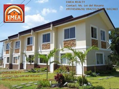 Affordable Homes Rizal Ph Contact: 09423528312: Jasmine Model House and Lot For Sale in Binangonan...