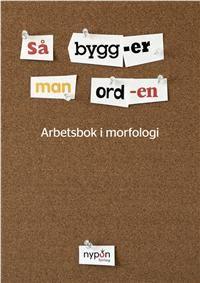 Ett av de bästa sätten att träna upp läshastigheten med de lite äldre barnen är att arbeta med morfologi. Elever med dyslexi och språkstörningar har ofta svårt att se strukturen i språket. Med den här arbetsboken får man möjlighet att förstå hur orden är uppbyggda. Man får en genomgång av ordklasserna substantiv, verb och adjektiv samt de former som orden förkommer