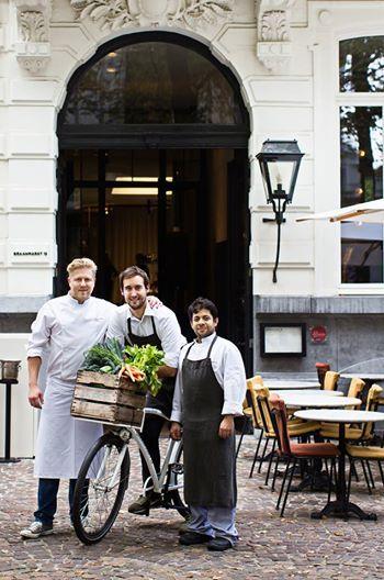 Restaurant Graanmarkt 13