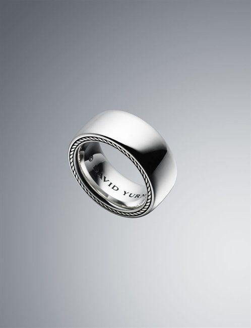 david yurman mens wedding band - David Yurman Mens Wedding Rings