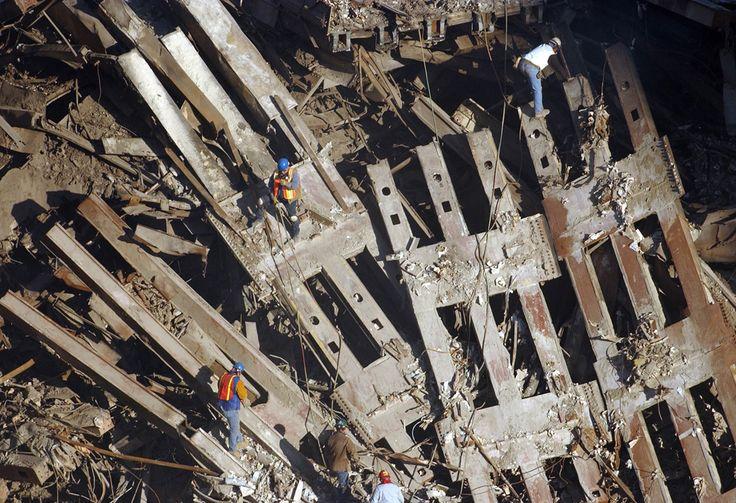 Ground Zero: September 11, 2001- September 11, 2011