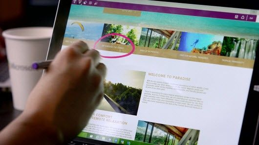 First look: Unlocking the new features in Microsoft's Project Spartan web browser