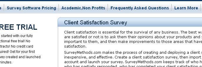 http\/\/wwwsurveymethods\/client-satisfaction-surveyhtm 02 - sample client satisfaction survey