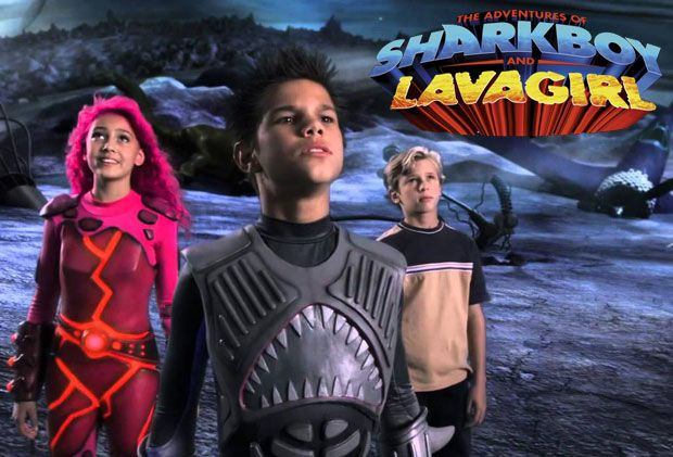 25 Best The Adventures Of Sharkboy And Lavagirl Images On -8859