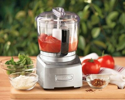 I think I would love the Cuisinart Elite Die-Cast Mini Prep, 4-Cup on Williams-Sonoma.com: Baby Food, Minis Dog Qu, Diecast Minis, Minis Food, Elites Die Cast, Minis Prep, Cuisinart Elites, Food Processor, Die Cast Minis