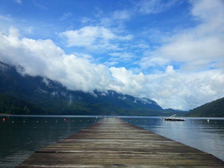 Cultas Lake, BC by Aryan Baines