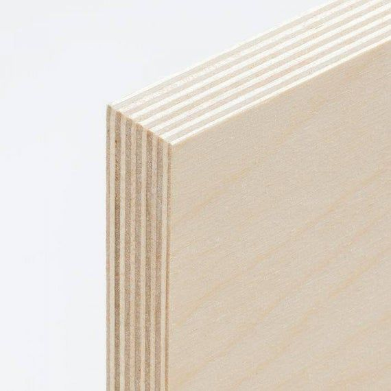 Baltic Birch Plywood 3 4 Premium B Bb 18mm By Approx Etsy In 2020 Baltic Birch Plywood Types Of Plywood Plywood