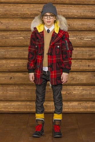 Dsquared2 Experience – Collections   – FALL / WINTER 2014