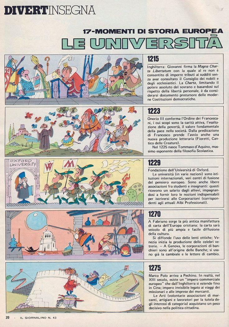 Corrierino e Giornalino: Momenti di storia europea (17-20) fai click e leggi il resto: https://corrierino-giornalino.blogspot.it/2017/02/momenti-di-storia-europea-17-20.html
