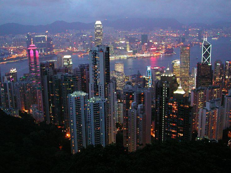 Holiday to Hong Kong, Macau & Guangzhou, China. Photos by Tamara Desiatov 2006.