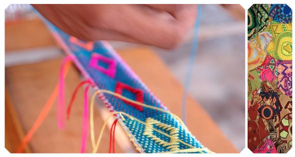 DIY-step by step doing your Wayúu bag DIY-paso a paso hacer una mochila Wayúu http://idoproyect.com/blog/wayuu-bags-unas-mochilas-hechas-con-mucho-carino/