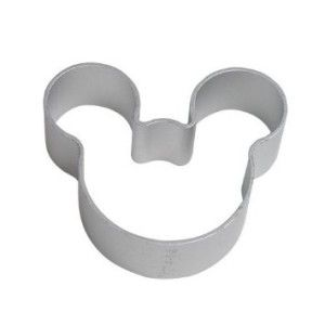 Mickey Cookie Cutter just $.49 + free shipping