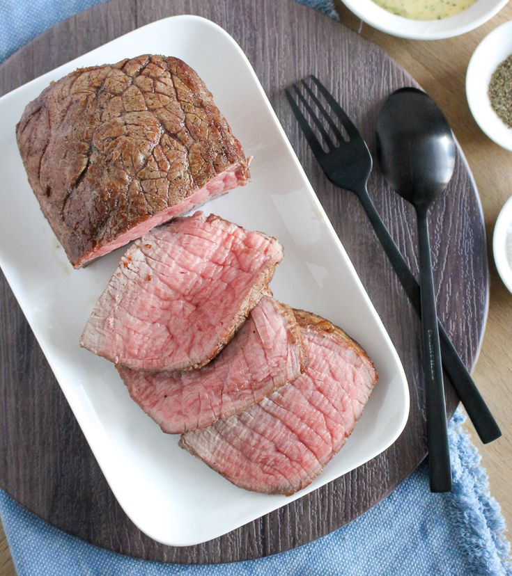 Met deze handige tips tover je perfecte rosbief uit je eigen oven.