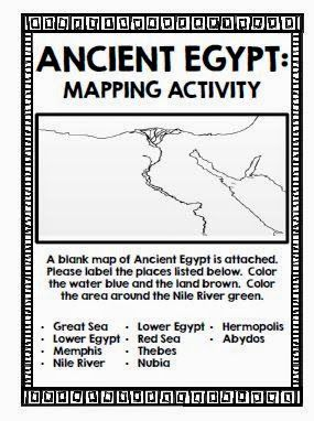 Ancient Egypt: Introducing the Unit