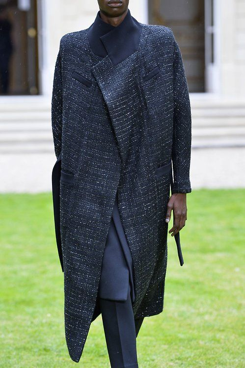 Rad Hourani F/W 2014 Menswear Haute Couture