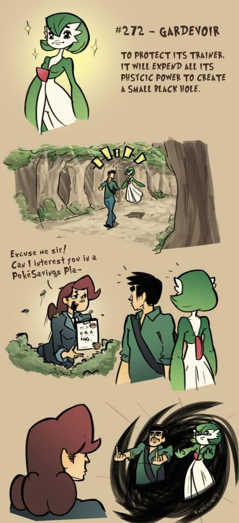 Best 20 gardevoir comic ideas on pinterest funny for Bano akira gardevoir
