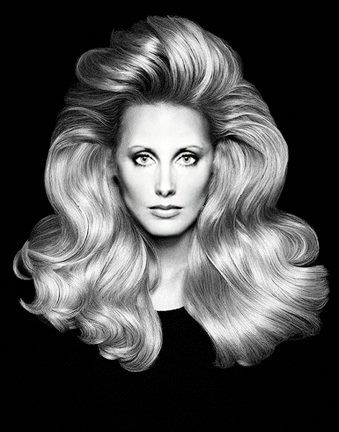 Morgan Fairchild.  She made search for tomorrow worth watching. I never thought a woman could take a slap in the face as much as she did but she would get them back.