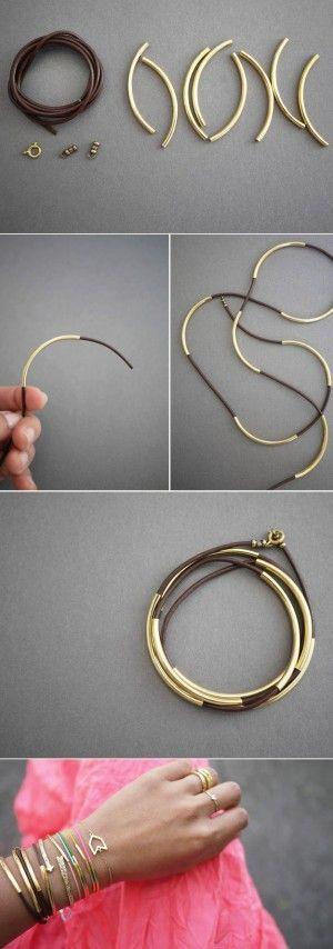 35 Super makkelijke sieraden DIY's die je meteen wilt maken | NSMBL.nl