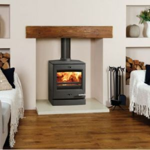 Fireplace and log burner