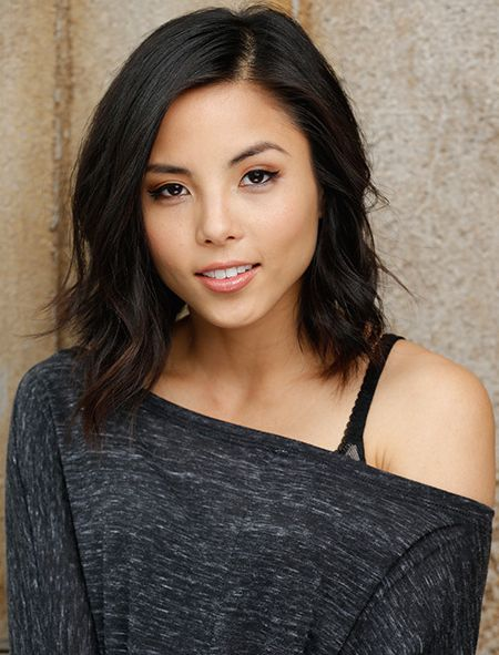 (Anna Akana) Hello, I'm Andy, short for Andrea. I'm an 18 year old student who is rather shy, but quite smart. She has a passion for history, since she's taking the AP course.